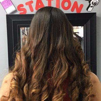Photo Of Evelynu0027s Hair Design   Cutler Bay, FL, United States. Vanessa Truly
