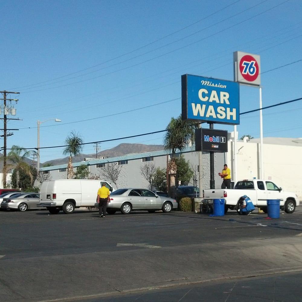 Mission Car Wash San Fernando Ca