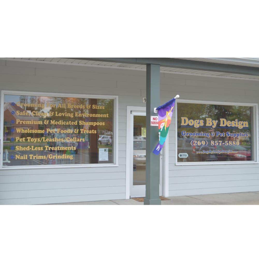 Dogs by Design: 106 Blue Star Hwy, Douglas, MI