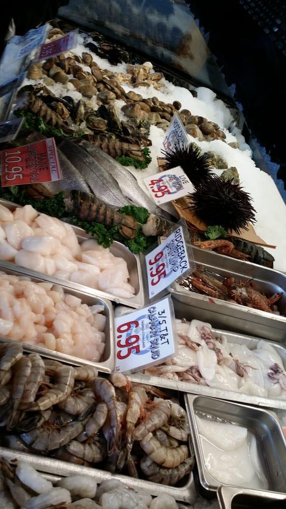 Photos For Santa Barbara Fish Market Yelp