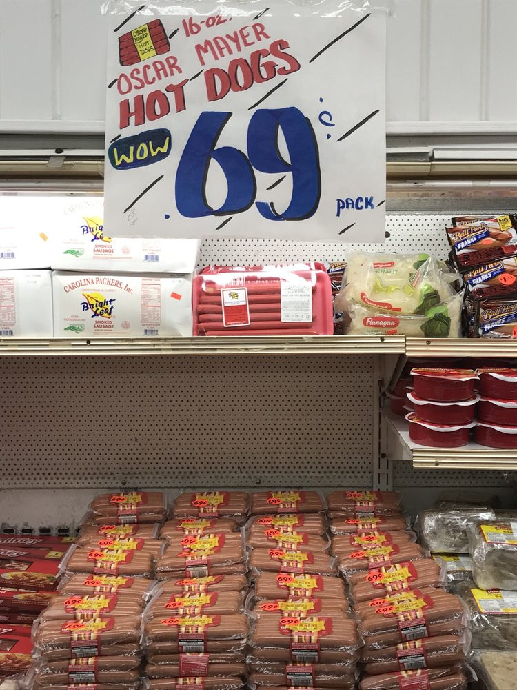 Kinlaw's Supermarket: 1802 Sapona Rd, Fayetteville, NC