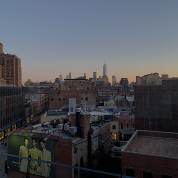 Photo Of Rh Rooftop Restaurant New York Ny United States View From