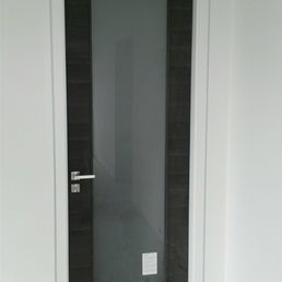 Attrayant Photo Of MID Modern Interior Doors   Richmond, BC, Canada. Modern Grey Oak