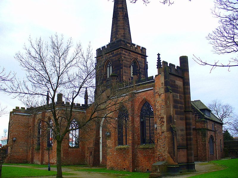 Restaurants Near Chapel St Liverpool