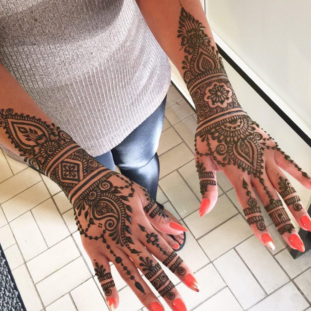 Cleveland Henna: Cleveland, OH