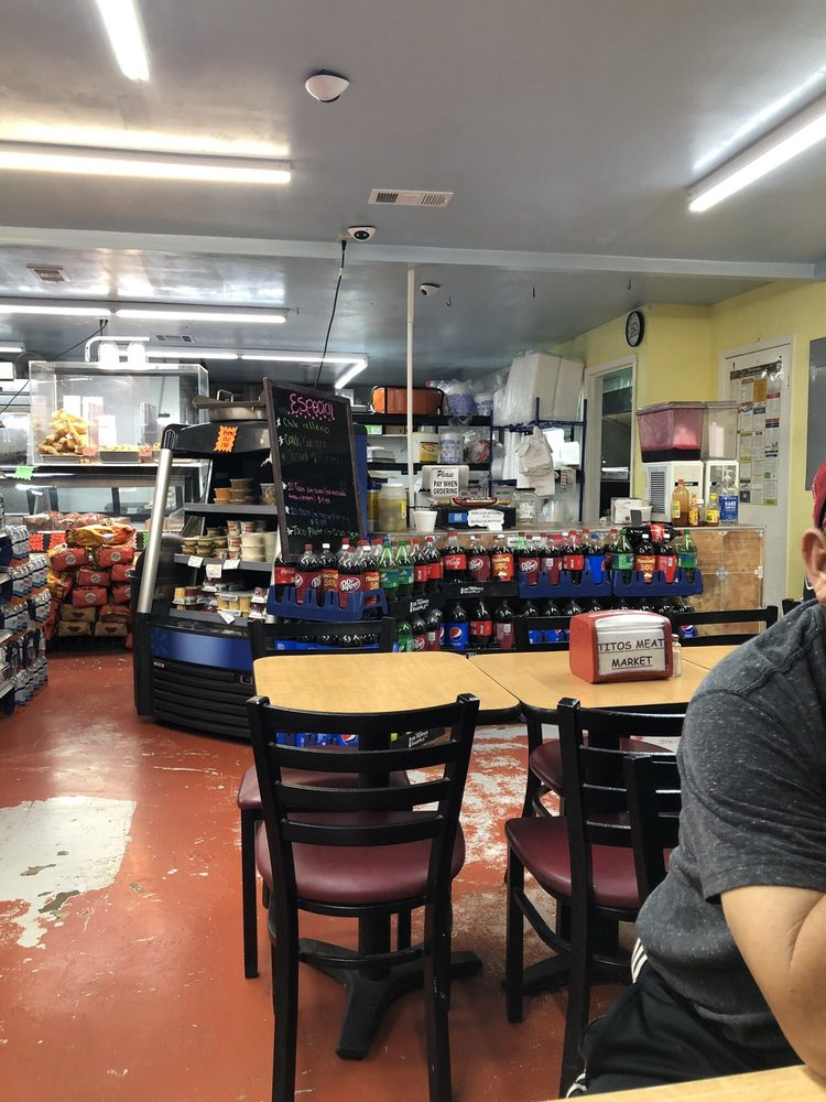 Tito's Meat Market and Taqueria: 3000 Pioneer Rd, Balch Springs, TX