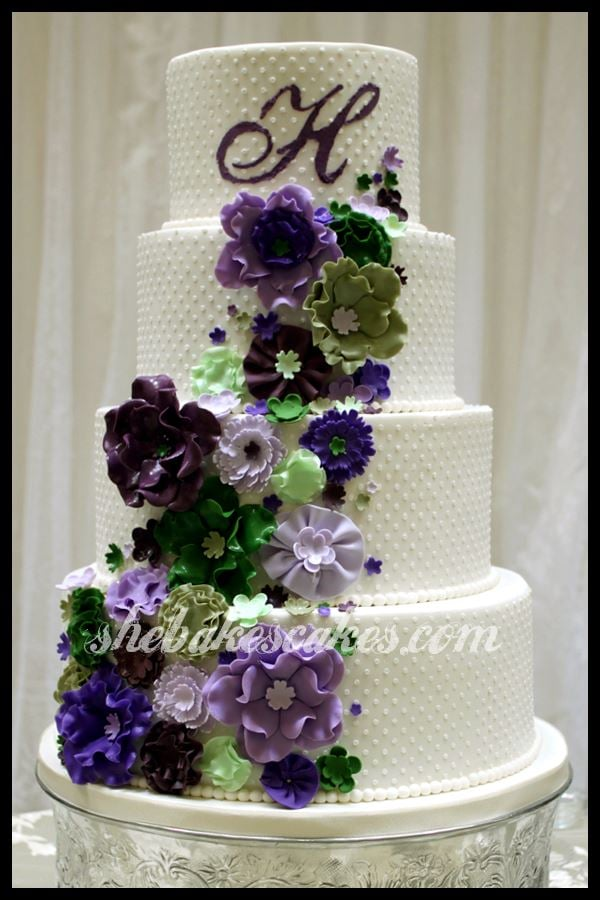 wedding cake lexington ky she bakes cakes bakeries 2392 woodhill dr 23084