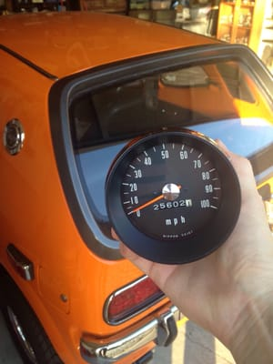 North Hollywood Speedometer & Clock 6111 Lankershim Blvd