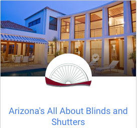 All About Blinds and Shutters: 1708 E Gable Ave, Mesa, AZ
