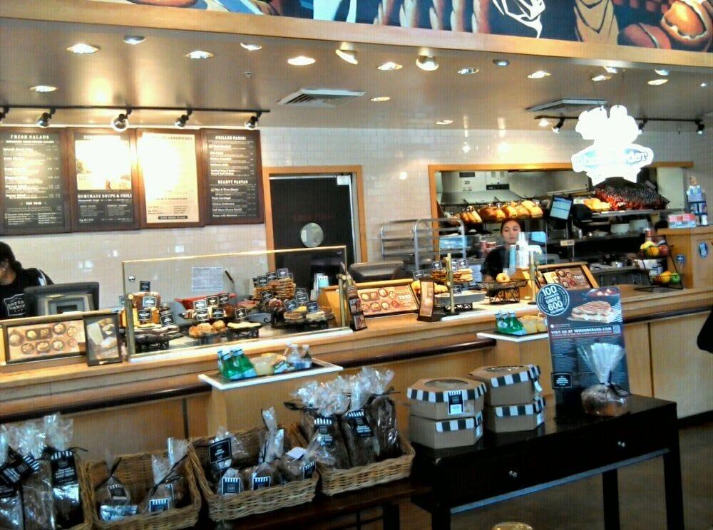 Corner Bakery Cafe Orange Ca