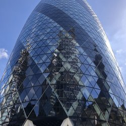 The Gherkin Swiss Re Tower 82 Photos 66 Reviews Landmarks - London-gherkin-an-unusual-eggshaped-building