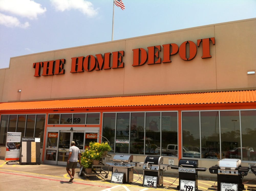 Home Depot Storefront photo - Yelp