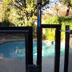 Baby Barrier Swimming Pool Fences Closed Fences Gates