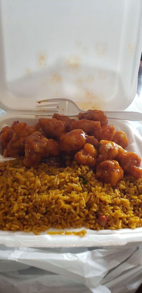 Asian Taste: 449 S Columbia Ave, Rincon, GA