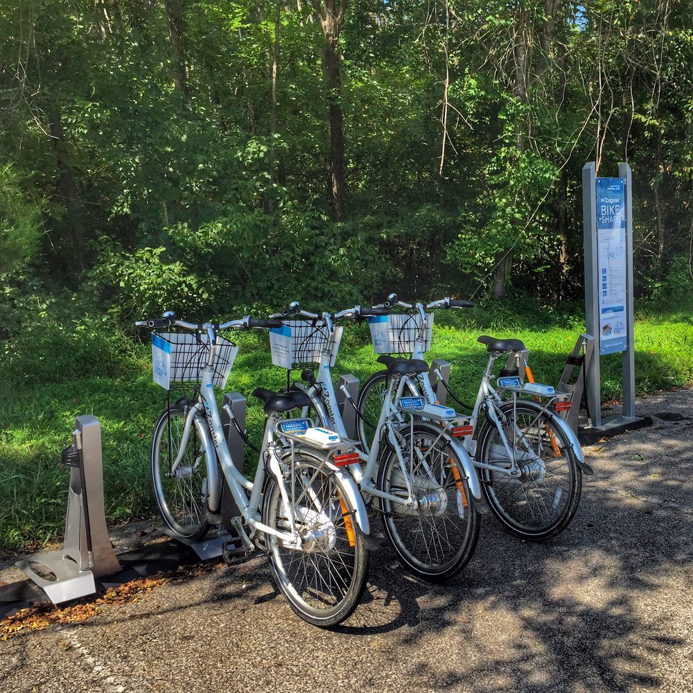 Social Spots from Dan Daniel Memorial Park