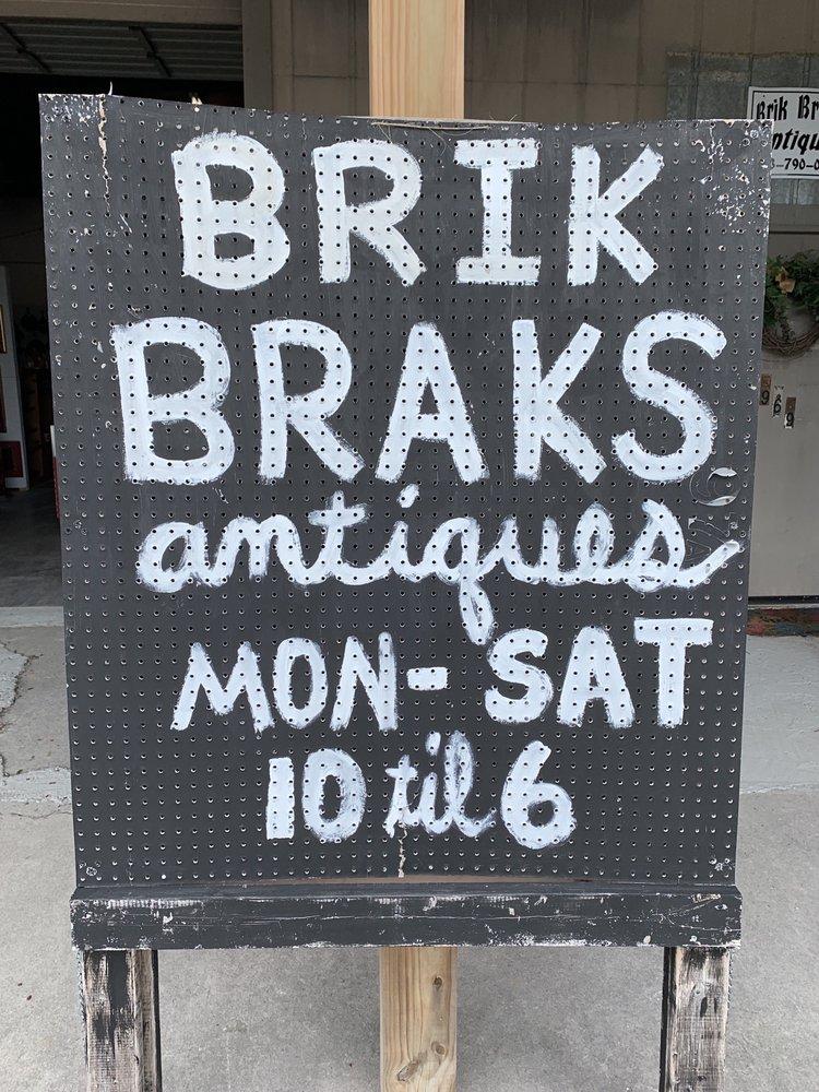 Brik Brak's Antiques: 969 Euclid Ave, Cleveland, TN