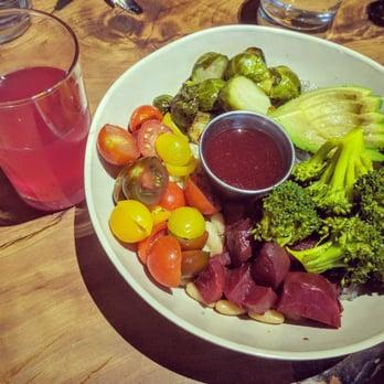 Paleo Brio Healthy Kitchen Restaurant