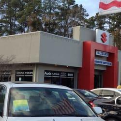 Rainbow Suzuki Imports - Car Dealers - 1801 N Highway 190, Covington