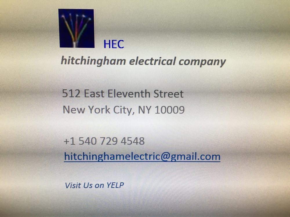 Hitchingham Electric Company