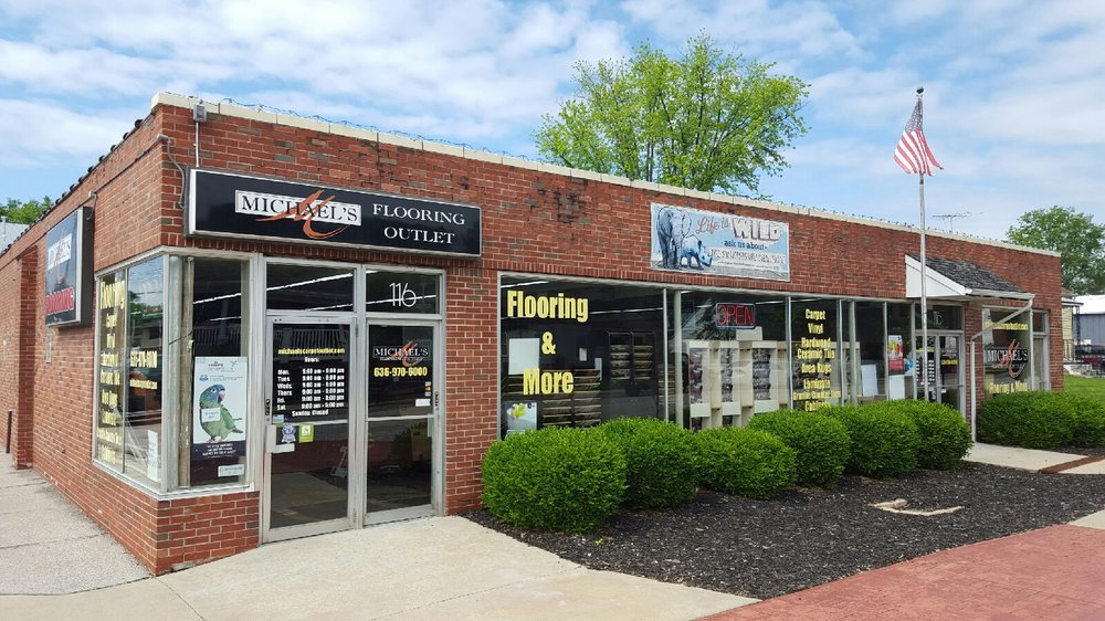 Michael's Flooring Outlet: 116 Main Street, St Peters, MO