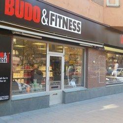 budo fitness öppettider