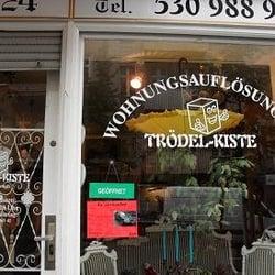 tr del kiste charity shops flughafenstr 24 neuk lln berlin germany phone number yelp. Black Bedroom Furniture Sets. Home Design Ideas