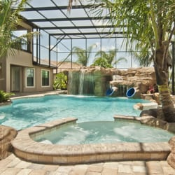 Photo Of Intercoastal Pool Spa Builders Melbourne Fl United States Paradise