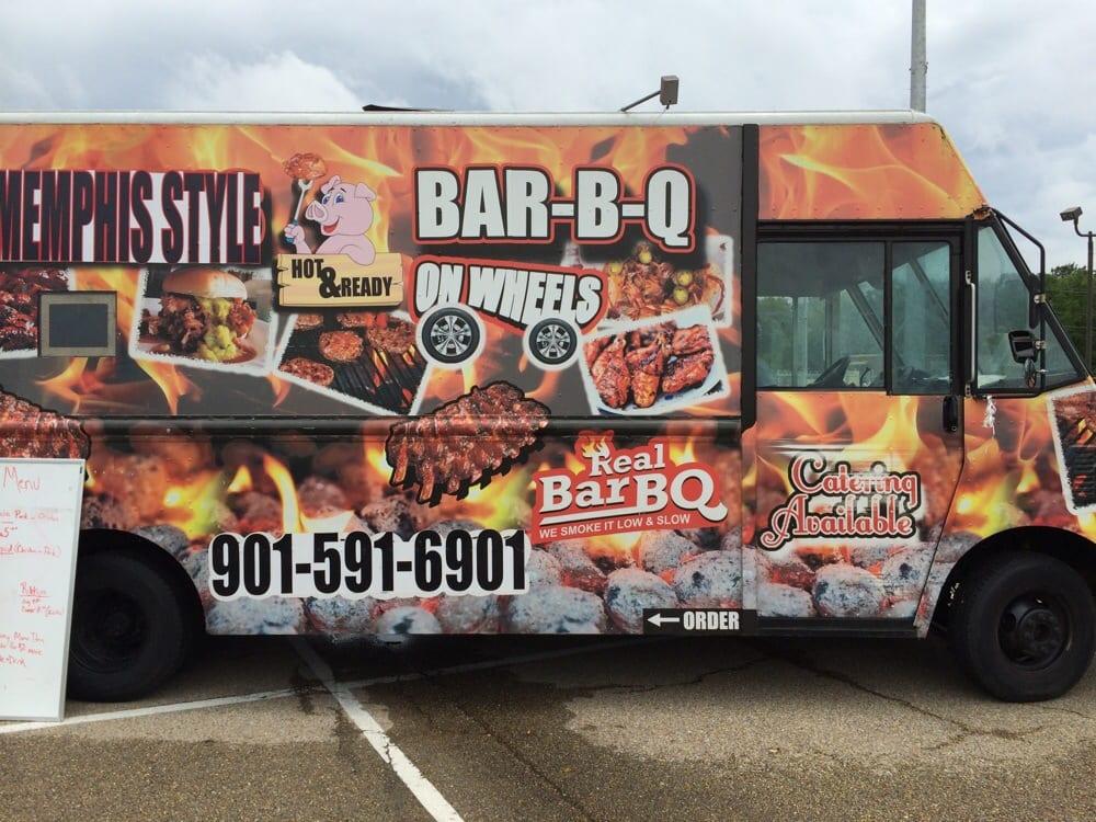 Memphis Style BBQ On Wheels: Tupelo, MS