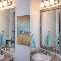 Bathroom Fixtures Upland Ca bathroom mirror makeovers - interior design - upland, ca - phone