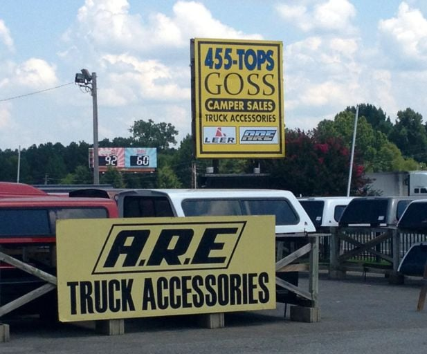 Goss Camper Sales: 13300 Interstate 30, Little Rock, AR