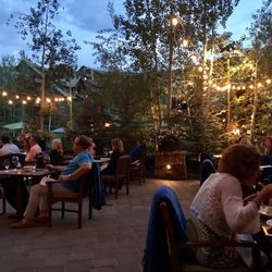 Photo Of Wlyd Avon Co United States Dining Outside In The Summer
