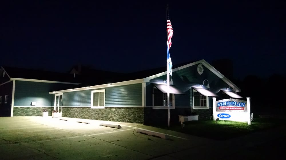 Sherman Heating & Cooling: 4500 Morrish Rd, Swartz Creek, MI