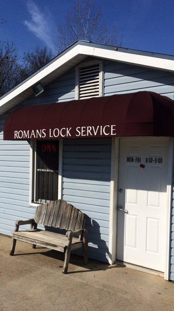 Romans Lock Service: Florence, AL