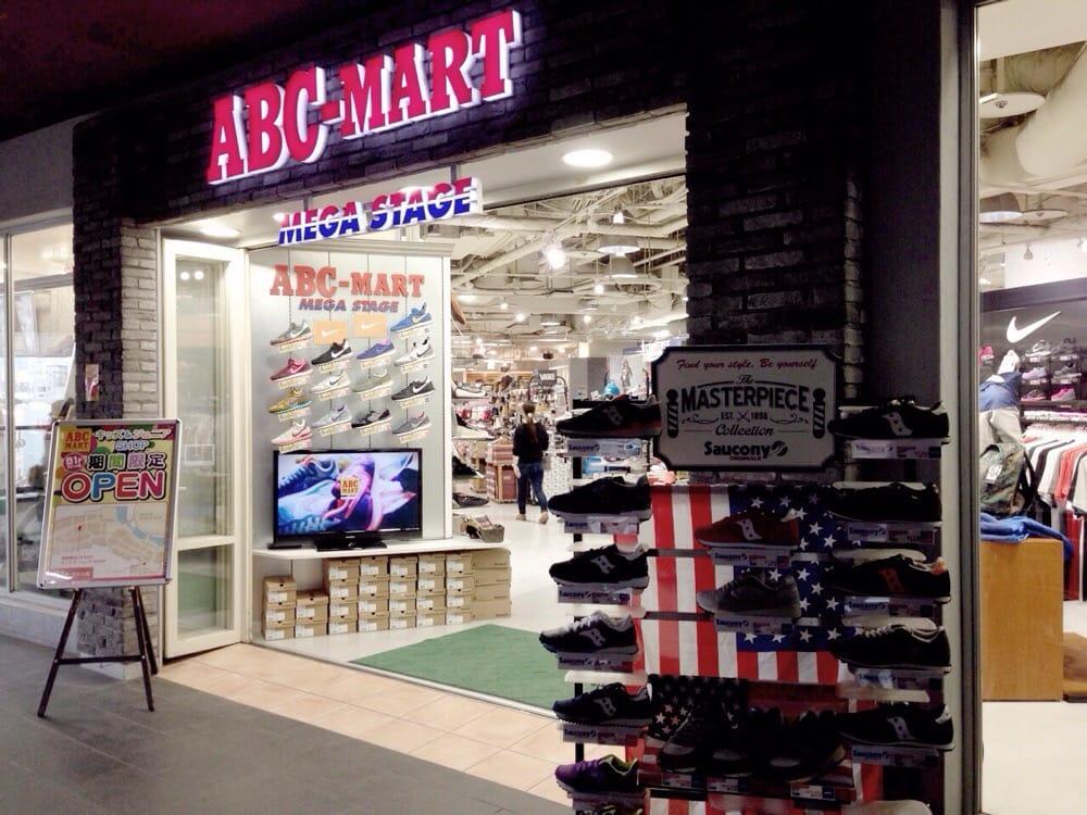 aa46334e5e 3 photos for ABC MART MEGA STAGE CANAL CITY OPA