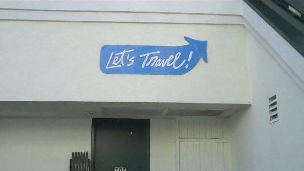 Let's Travel: 711 Montana Ave, Santa Monica, CA