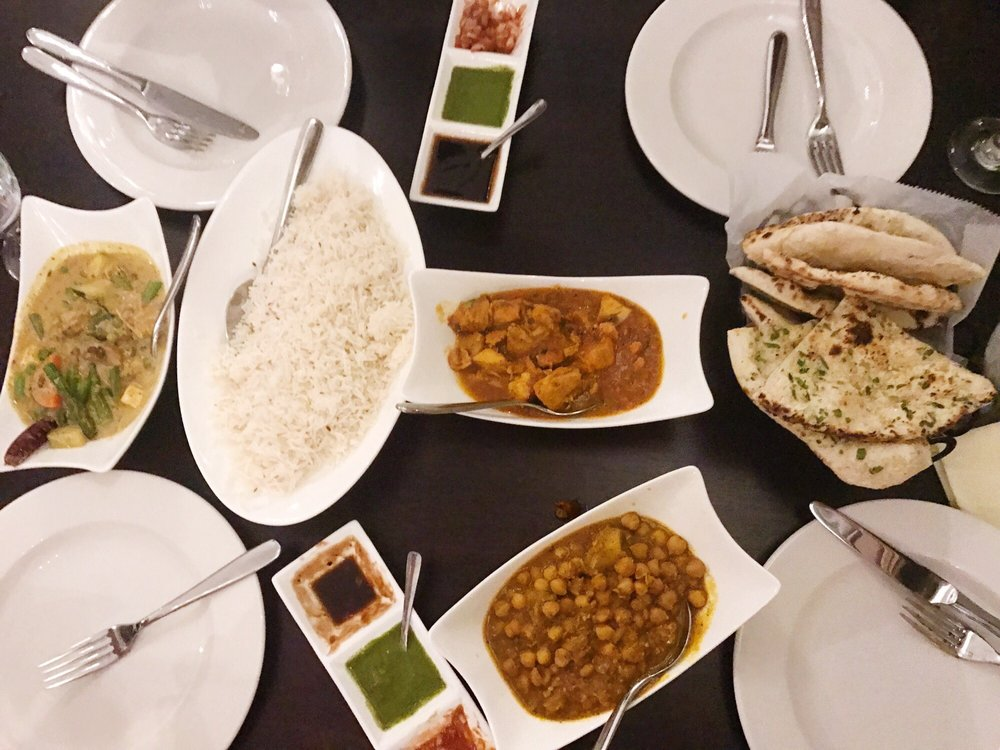 The food left me speechless literally because my mouth was full the entire time i couldn 39 t - Malabar indian cuisine richmond va ...