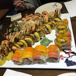 Vine Sushi Thai Order Food Online 60 Photos 125 Reviews