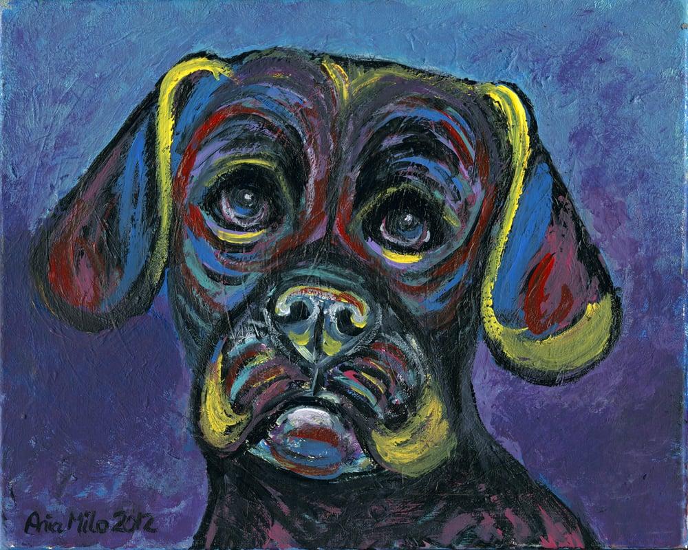 Ania Milo Fine Art & Pet Portraits: 711 S Bouldin St, Baltimore, MD