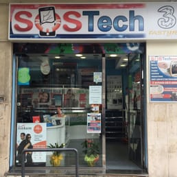Sos Tech - Get Quote - Mobile Phone Repair - Via Plebiscito 8 ...