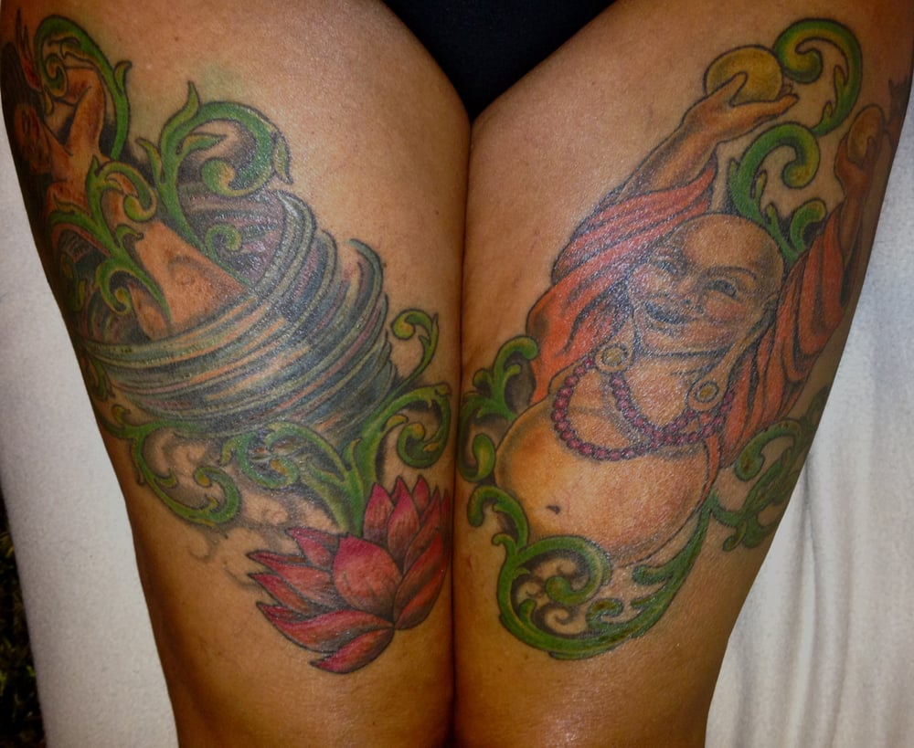 Scarlet tattoos 41 photos 12 reviews tattoo for Best tattoo artists in brooklyn