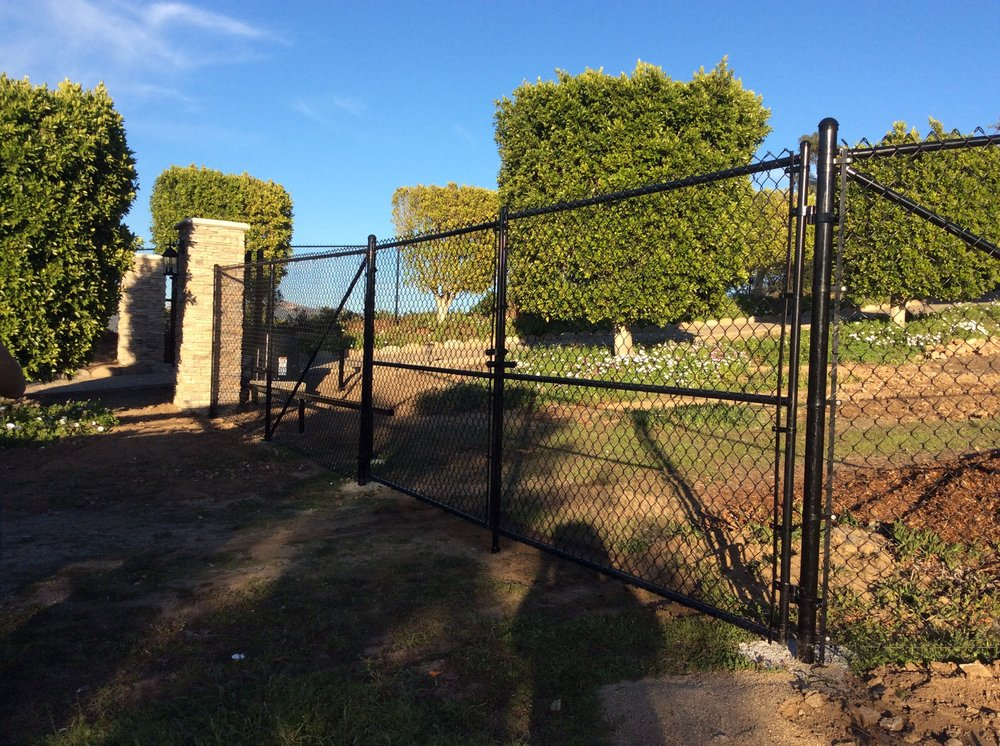 Pro Gates: 1208 Old Stage Rd, Fallbrook, CA