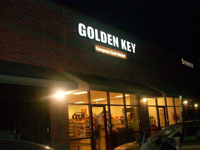 Golden Key European Food Market