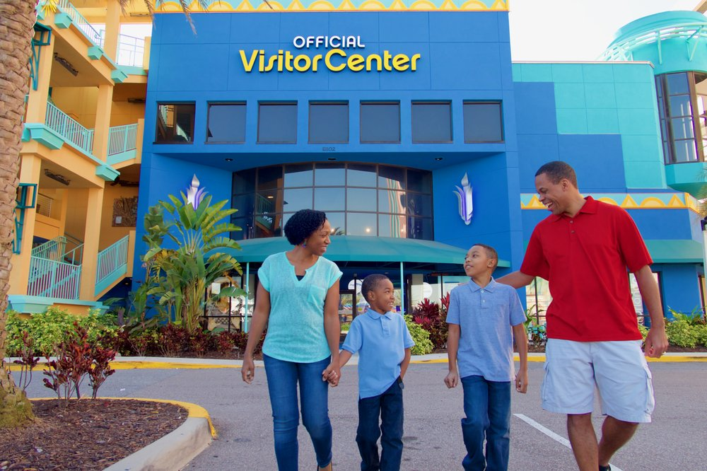 Visit Orlando's Official Visitor Center