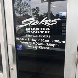 Photo Of Stokes Honda North   North Charlesto, SC, United States ...