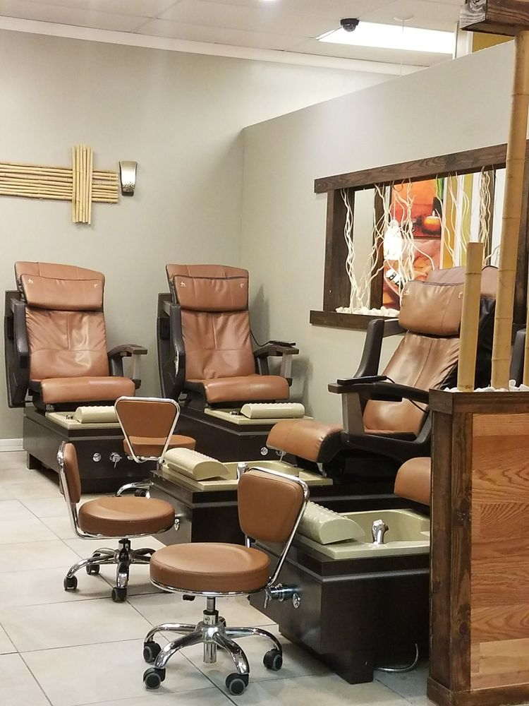 Zen Nail Spa: 661 Blanding Blvd, Orange Park, FL