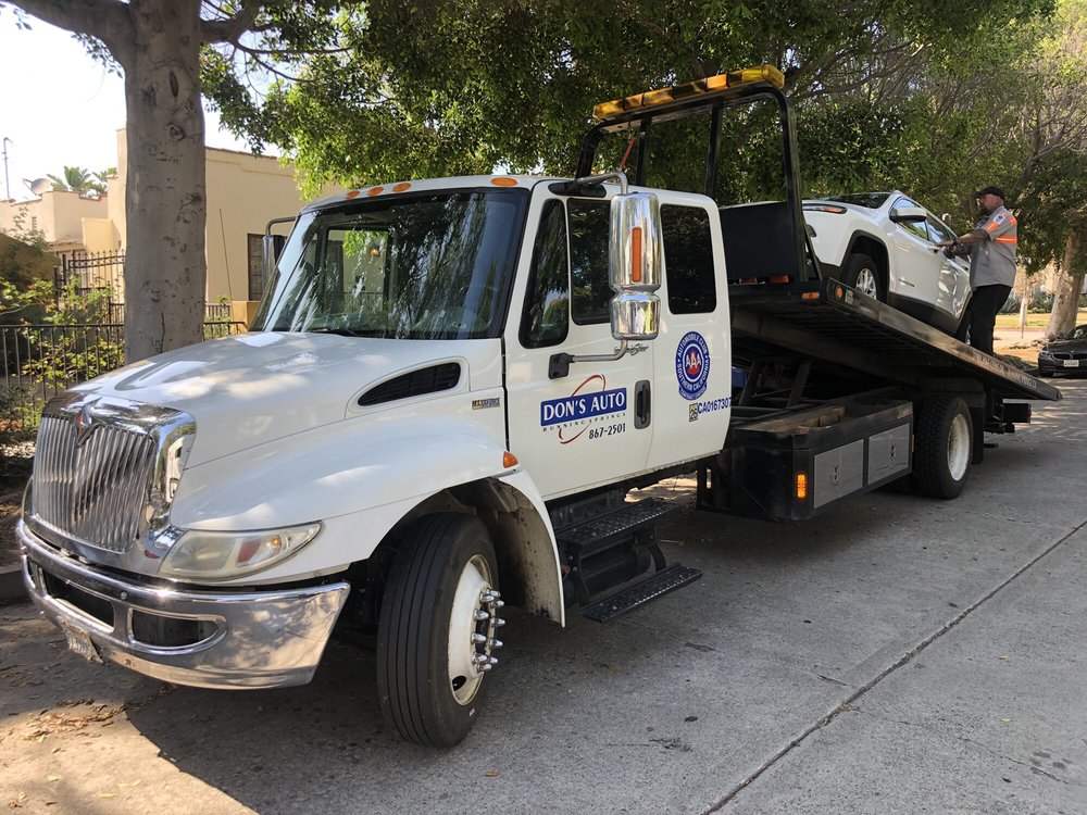 Towing business in Lake Arrowhead, CA