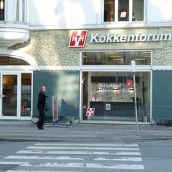 Hth Køkkenforum Kitchen Bath Gammel Kongevej 1 Vesterbro