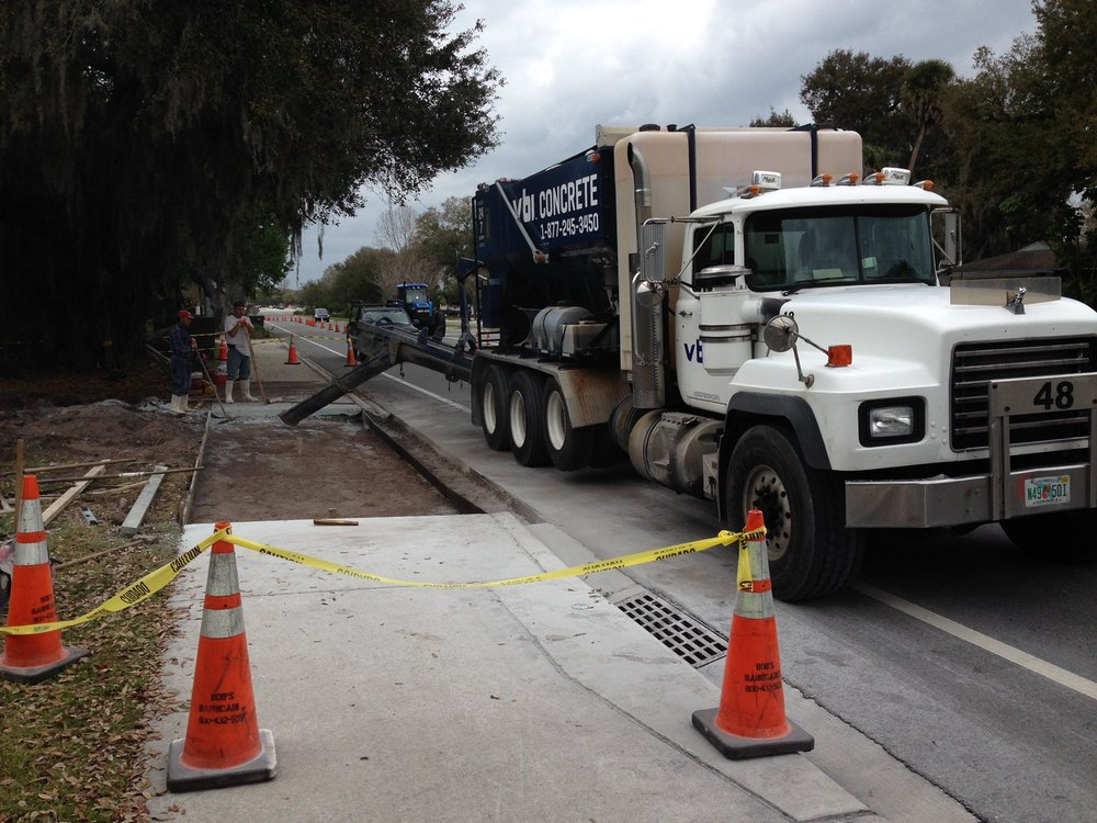 Concrete Solutions: 957 Early Ave, Winter Park, FL