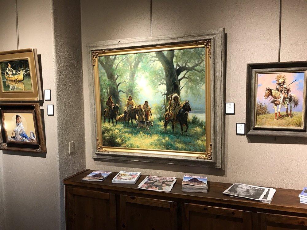 Settlers West Galleries