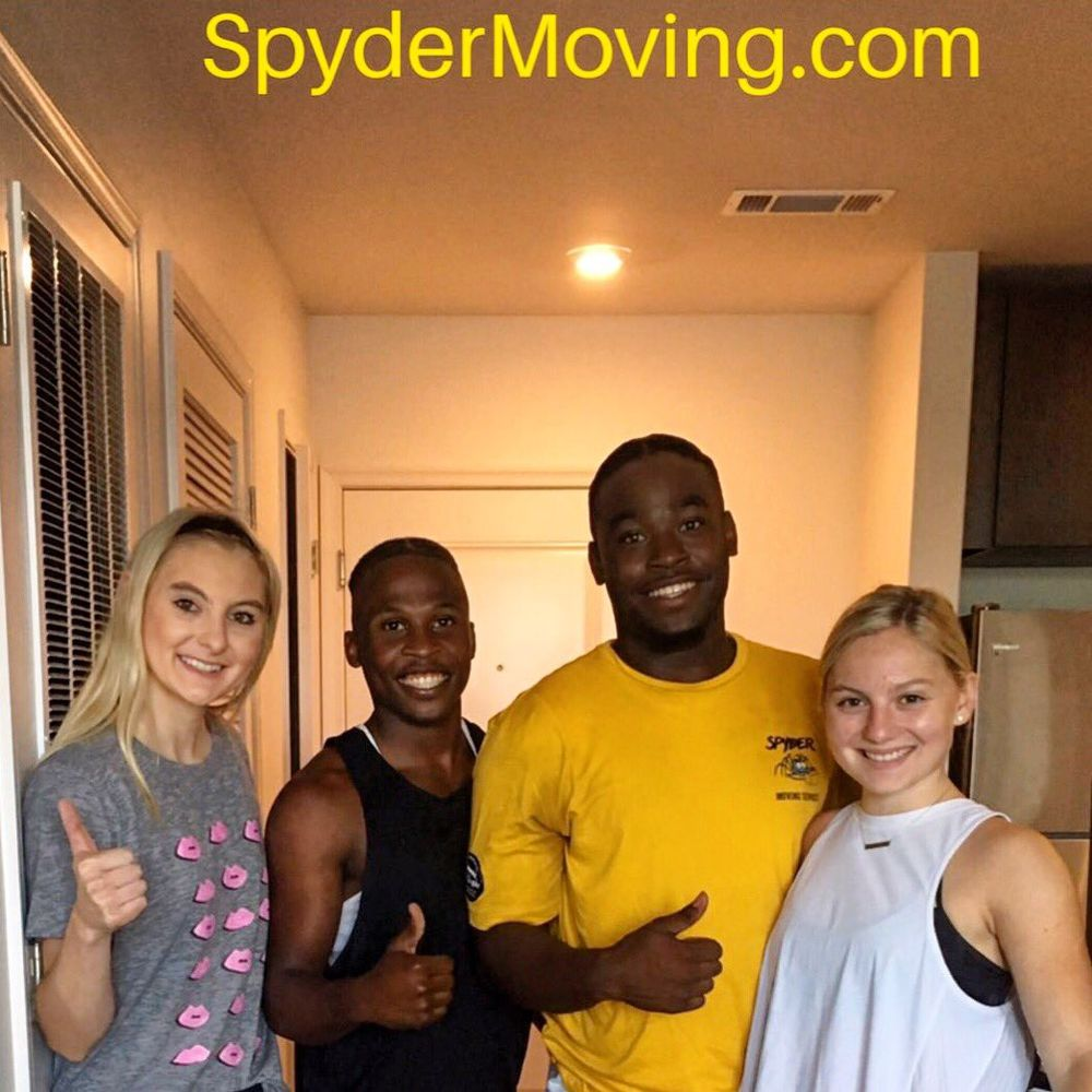 Spyder Moving Services: 2603 West Oxford Lp, Oxford, MS